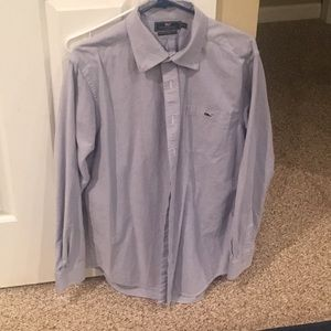 Vineyard vines button down Shirt Size L